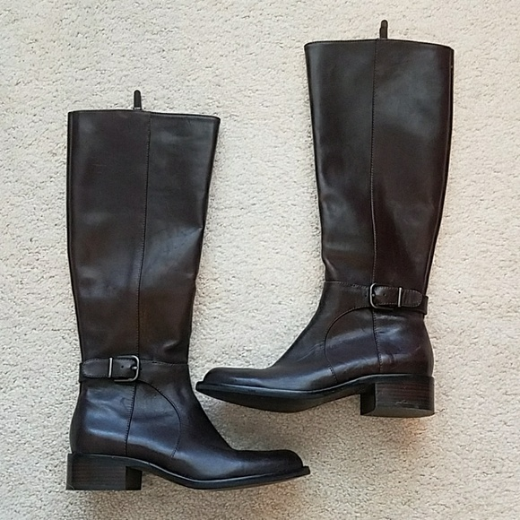 c4f6b913d01 Via Spiga brown tall boots. M 5a99a64045b30c3550ec5399